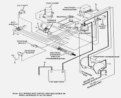 ezgo wiring diagram u0026 ez