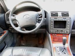 lexus ls400 models 1998 lexus ls400 photos 4 0 gasoline fr or rr automatic for sale
