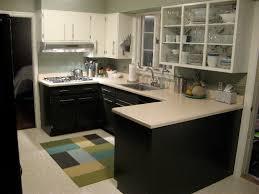 kitchen dark lower cabinets white upper u2013 quicua com