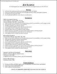Free And Easy Resume Templates Easy Resume Examples Easy Resume Examples Free Resume Template