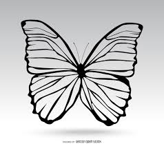 simple butterfly on butterfly easy word search simple