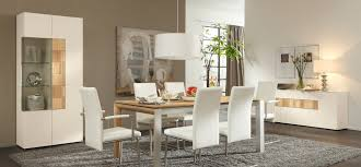 dining room astonishing white modern dining room sets