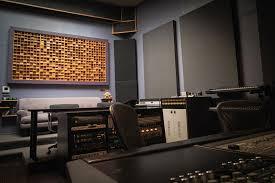 Small Music Studio Desk by Brewery Recording Studio