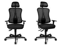desk chair with headrest head point sy office chair headrest black the bear knows singapore