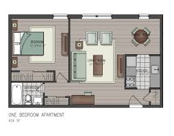 one bedroom apartment floorplans floor plan complexes blueprints
