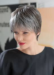 salt and pepper pixie cut human hair wigs 61 best ellen wille stimulate collection images on pinterest