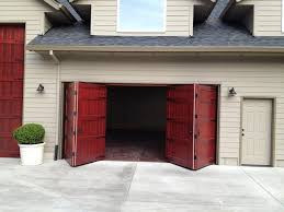 Overhead Door Portland Or Bi Fold Garage Door Non Warping Patented Honeycomb Panels And