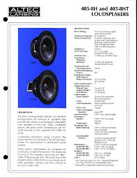 altec lansing portable speaker 405 8h user guide manualsonline com