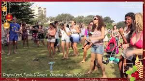 christmas party rhythm brazil familia u0026 amigos 2012 youtube