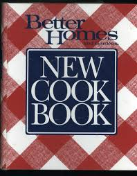 better homes and gardens homes better homes gardens new cook book 1989