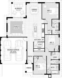 3 bedroom home design plans 30 best contempo floorplans images on