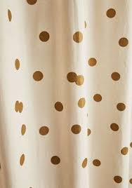 Modcloth Shower Curtain Pizzazz Good As Gold Shower Curtain All Abode Pinterest Gold