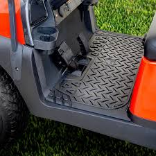 club car precedent rhox rhino floor mat golf cart floor mat