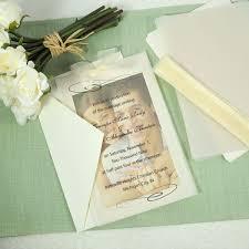 best 25 diy wedding invitation kits ideas on