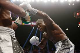 mayweather shoe collection floyd mayweather strolls to victory over andre berto in what he