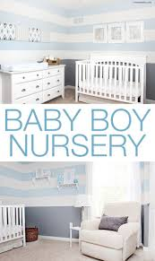Baby Boy Bedroom Ideas by Top 25 Best Striped Nursery Ideas On Pinterest Baby Room