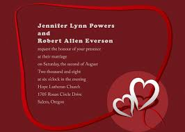marriage invitation cards online simple wedding invitations with free response cards