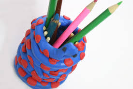 cool pen holders how to make a clay snake pencil holder 13 steps with pictures