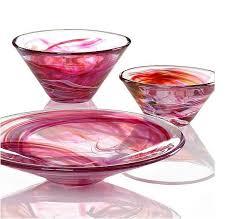 www weddingwire registry kosta boda pink glass decor i macy s i http www weddingwire