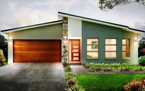 single story modern house plans classy design ideas single story modern house designs elevation home