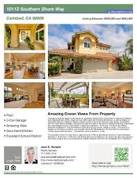 10 best images of real estate indesign flyer templates free