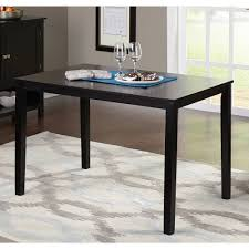 Black Modern Dining Room Sets Dining Room Contemporary Table And Chairs For Kids At Walmart