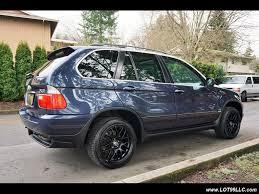 Bmw X5 Custom - 2005 bmw x5 4 4i heated steering wheel u0026 seats pano roof for sale