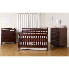 cribs that convert to toddler bed bedroom cozy parkay floor with dark davinci emily 4 in 1