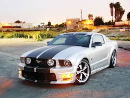 2008 gt mustang horsepower 2008 ford mustang gt coupe modified mustangs fords