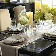 Dinner Table Decoration Dining Table Decor Bits Of Home The Clean Table Club More
