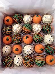 Cake Balls Halloween by Halloween Cake Balls Recipe U2014 Dishmaps