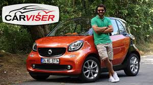 renault twizy vs smart fortwo smart fortwo test sürüşü review english subtitled youtube