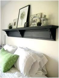 Storage Headboard King Bookcase Solid Wood Bookcase Headboard King Oak Bookcase