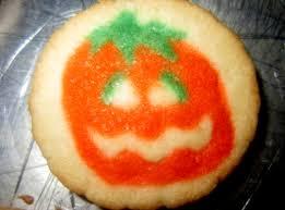 Halloween Sugar Cookie by The Holidaze Pillsbury Halloween Cookies