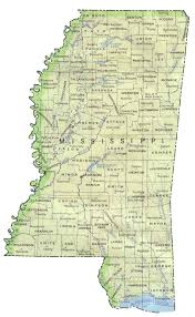 Mississippi Map Usa by Map Of Mississippi By Phonebook Of Mississippi Com