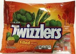Where Can I Buy Candy Apple Amazon Com Twizzlers Caramel Apple Filled Twists 10 29oz 3