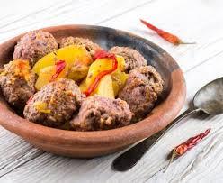 cuisine armenienne kefté boulettes de viande à l arménienne recette de kefté