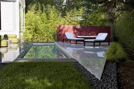 endless pool cost pool contemporary with black window trim green