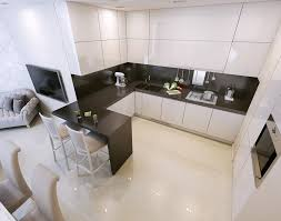 small modern kitchen design ideas remarkable black and white modern kitchen designs photography