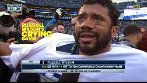 Russell Wilson Memes - russell wilson s crying game youtube