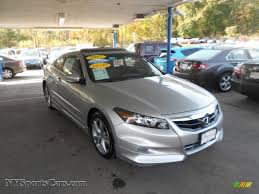 honda accord coupe 2012 for sale 2012 honda accord ex l v6 coupe in alabaster silver metallic
