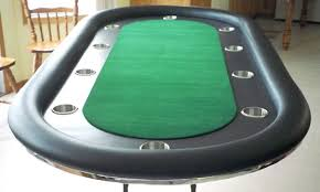 10 Person Poker Table Joe U0027s Poker Tables Variations On A Junellean Classic