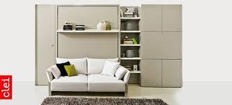 armoire lit escamotable avec canape armoire lit