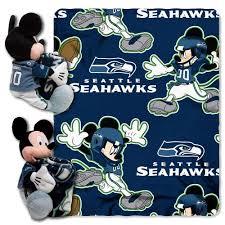 Seahawks Shower Curtain Seattle Seahawks Academy