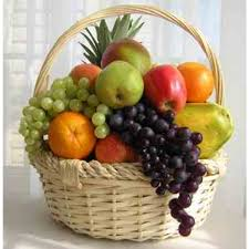 basket of fruits 4 kg assorted fruits baskets products