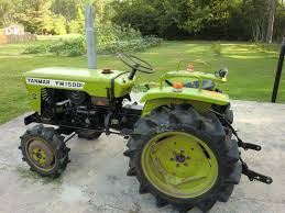 did any ym1500 u0027s come with green paint