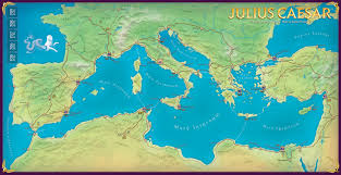 Large Rome Maps For Free by Julius Caesar
