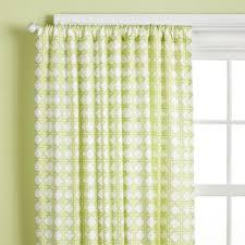 Green Nursery Curtains Caitlin Wilson