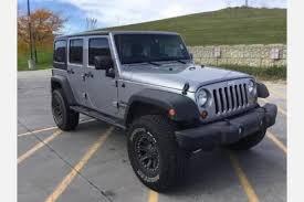 jeep wrangler york used jeep wrangler for sale in york ne edmunds