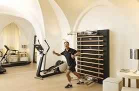 Home Gym Design Download How To Make Room For The Home Gym Wsj